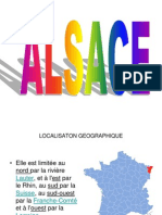 Alsace-prezentare Power Point