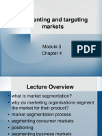 ZUST Marketing Lecture 3_Segmenting and Targeting Markets