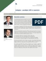 Credit Suisse, Alternative UCITS Strategies. 2/2013