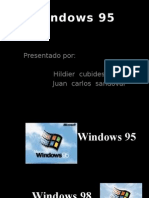 Windows 95 y 98