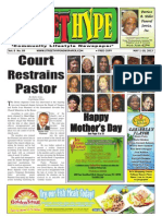 Street Hype Newspaper - May 1-18, 2013