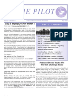The Pilot -- May 2013 Issue
