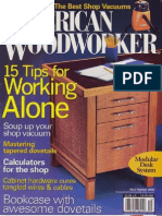 American Woodworker - 117 (October 2005)