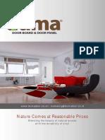 Brochure Duma Door Central Truss