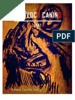 Equívoco canino - Cuento - Antonio Carrillo Cerda - 2011