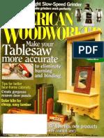 American Woodworker - 124 (October 2006)