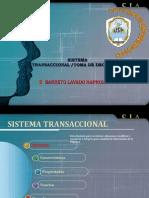 Sistemas T- TD