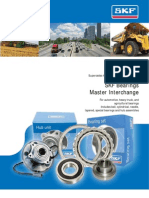 SKF Roller Bearing Catalogue