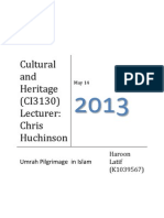 Cultural&HeritageProject Proposal and Report