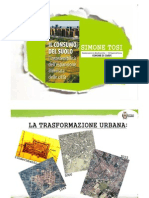 CONSUMO SUOLO Iniziativa del 13 maggio 2013