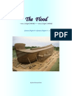 The Flood (Genesis 6-Genesis 9) circa 2490 BC to circa 2489 BC