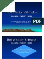 Wisdom Stimulus 1.0