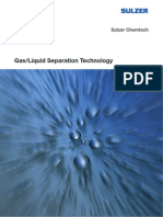 Gas Liquid Separation Technology