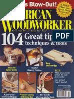 American Woodworker - 126 (December 2006)