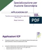 Applicazioni ICP