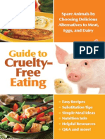 Guide to Cruelty-Free Eating (Vegan Outreach)