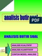 Materi 6 Analisis Butir