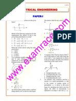 IES Electrical Engineering Paper 1 1997