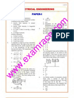 IES Electrical Engineering Paper 1 1998