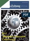 BAI Alternative Investor Conference