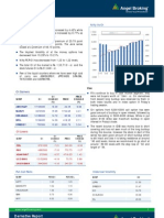 Derivatives Report, 13 May 2013