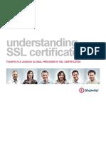 Thawte understanding SSL certificatesSsl 2010