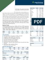 Market Outlook, 14-05-13