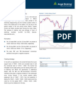 Daily Technical Report, 14.05.2013
