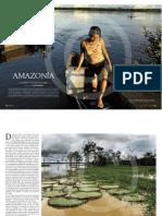 Amazonía, los ríos salvajes de Perú [Caminar mar.08]