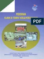 Pedoman Klinik Di Tempat Kerja Perusahaan