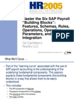 Mastering the Six SAP Payroll Building Blocks[1]