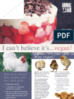 I Can't Believe It's Vegan - A Guide to Dairy- And Egg-free Shopping, Cooking and Eating