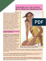 Entrevista Laura Copis Huanta