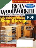 American Woodworker - 136 (July 2008)