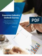 2012 Insurance Outlook Survey
