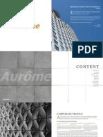 Aurome Corporate Profile