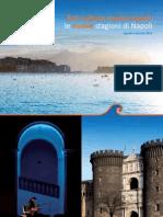 Agenda culturale 2013  - Comune di Napoli