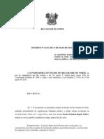 DECRETOS AFETAÇÃO DESTINADOS INTERESSE PUBLICO PRÉDIOS ESCOLAS ESTADUAIS