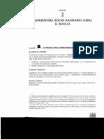 Operatore Socio Sanitario (Il Ruolo) Cap.1-2-3