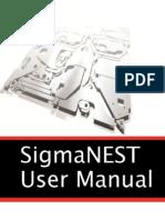 SigmaNESTReferenceManual En