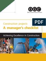 Cp 0071 a e Managers Checklist