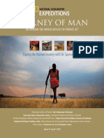 Journey of Man National Geographic