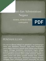 Globalisasi Dan Administrasi Negara