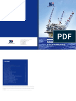 SBI Offshore Annual Report 2012 - Assembling a Solid Foundation