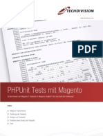 PHP Unit Tests mit Magento