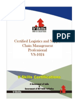Certified Logistics and Supply Chain Management Professional