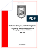 May 15--Assignment--Human Trafficking. Prof. Dr. Roza Pati