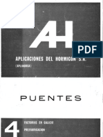 Ah Puentes Catalogo