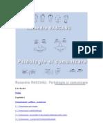 Ruxandra Rascanu -Psihologie Si Comunicare