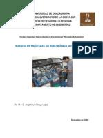 Manual Practicas de Electronica Automotriz i
